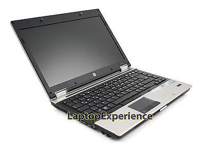 HP LAPTOP WINDOWS 10 PC CORE i5 2.4GHz 4GB RAM WiFi DVDRW NOTEBOOK 250GB HD WIN 11
