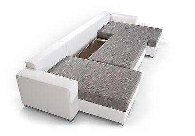 Couch Couchgarnitur Sofa Polsterecke 4112200 2 U Wohnlandschaft