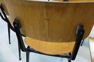 Result Chair Stühle , industriele Design  1967er Jahre 6