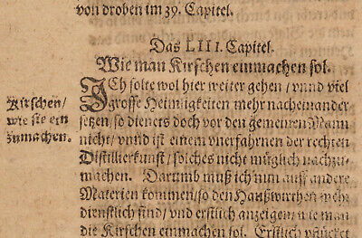 KORALLEN Öl  Apotheker Medizin Original Doppelblatt 1620 Arznei Heilmittel Arzt 5