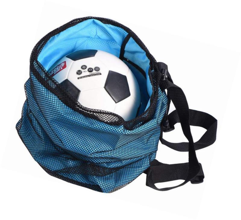 Basketball Fußball Sport Training Ausübung Mesh Rucksack Schu Dioche Balltasche
