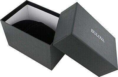 Bulova CURV Men's Quartz Chronograph Gold Tone Accents 43mm Watch 98A157 4