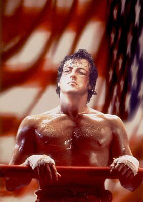 ROCKY BALBOA, MR T Texless Movie Posters A5 A4 A3 6