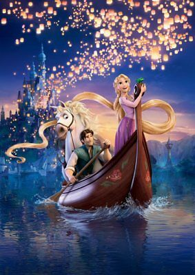 Classic Disney: Frozen, Lion King, Beauty & the Beast  A5 A4 A3  Textless Poster 5