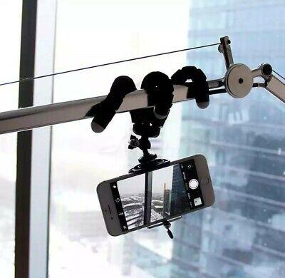 Treppiede cavalletto Flessibile supporto smartphone go pro telecomando Bluetooth 4