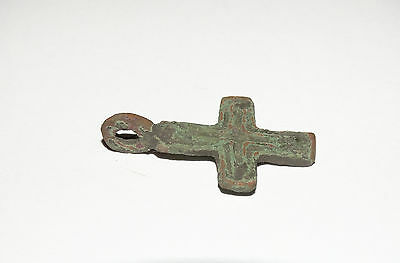 Viking Age Cross with rectangular ends . ca 10-11 AD. 8