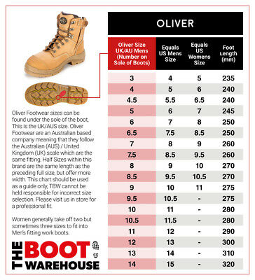 7dbcc87fbe7 OLIVER WORK BOOTS, 55332z, Steel Toe Cap Safety, Side Zip, FREE EXPRESS +  SOCKS