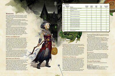 Dungeons & Dragons D&D Player's Handbook 5th Edition 2
