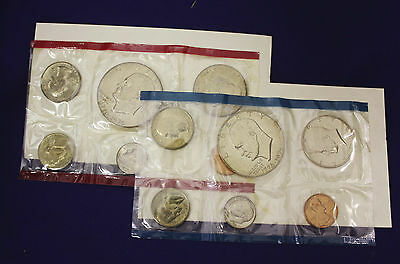 1975 UNCIRCULATED Genuine U.S. MINT SETS ISSUED BY U.S. MINT 2