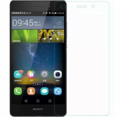 Various Huawei Thin 0.26mm 2.5D 9H Tempered Glass Screen Protector + Retail Pack 4
