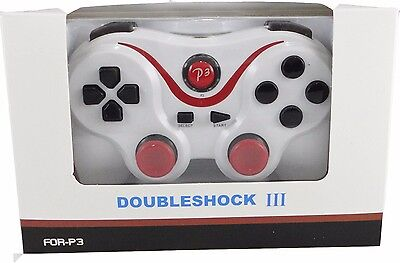 New Bluetooth Wireless Gamepad Controller Joystick Remote For Playstation 3 Ps3 4