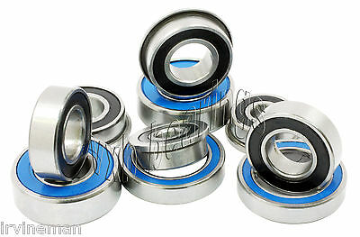 10x FoRally Ball Bearings 688-2rs 8x16x5 10 pieces!