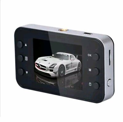 """1080P Car Dashcam HD 3PM Video Cam Recorder with Night Vision 2.4"""" LCD Screen 2"""
