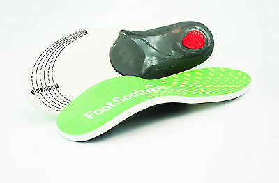 Orthotic pro Insoles Arch Support Heel Cushion Plantar Fasciitis Orthopedic 3D