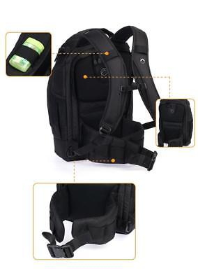 Lowepro Flipside 400 AW Pro DSLR SLR Camera Backpack Bag with All Weather Cover 7