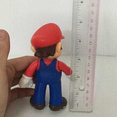"""Super Mario Bros. Odyssey  Action Figure Mario Toy Vinyl Plastic Doll 5"""" 4"""