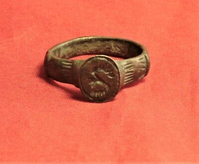 Fine Ancient Celtic Finger Ring 4