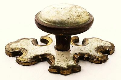 antique hardware vintage drawer pull cabinet knob country french provincial chic 2