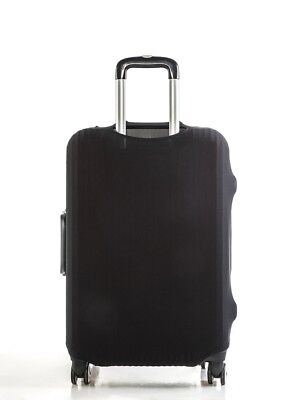 "Anti Scratches Elastic Luggage Protector Suitcase Cover 20"" 24 28 inch Black 4"