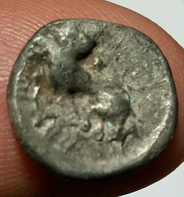 Ancient Celtic coin. Lot 215 3