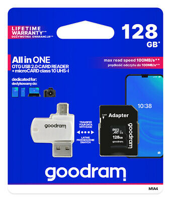 SD Speicherkarte 8/16/32/64/128GB micro SD Card Class10 SDHC SDXC inkl. Adapter 11