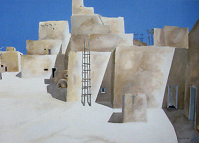 """signed poster /""""Arena of the Sun/"""" James Harrill 31.25/""""h x10.25/"""" image"""