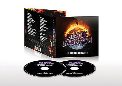 Black Sabbath The Ultimate Collection 2 Cd 2