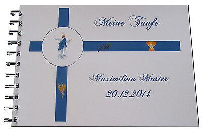 Gästebuch Konfirmation Kommunion Firmung # Kreuz 2 # Geschenk Karte Gedicht