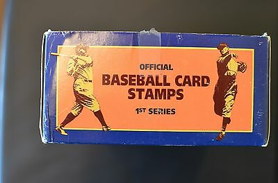1992 Baseball Hall of Fame Heroes postage cards (Ty Cobb, Babe Ruth) 6