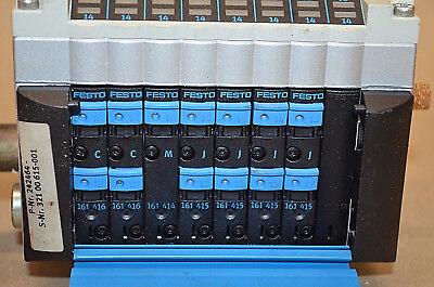 Festo CPV-10-VI 18200 Ventilinsel
