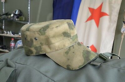 Moh or Green alder new Russian camo Original Russian army Cap