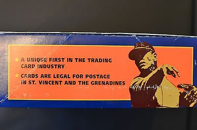 1992 Baseball Hall of Fame Heroes postage cards (Ty Cobb, Babe Ruth) 4
