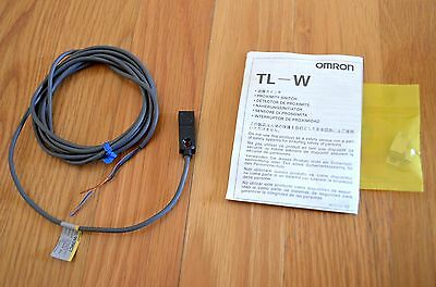 NEW OMRON TL-W3MC1 NPN Proximity Sensors 12to24vdc -CNC DIY Mach3  Breakout-Board