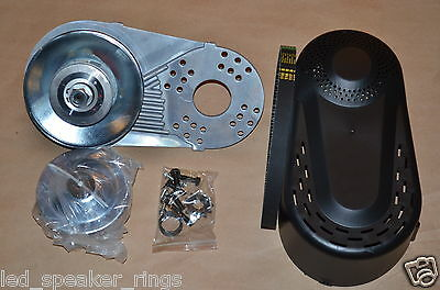 "1"" GO Kart Torque Converter clutch 30 series #40 #41 10T & #35 12T Mini Bike"