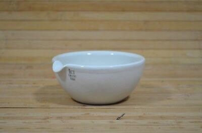 Porzellan Mörser Reibschale HCT 181/90 Industriedesign Küche Arzt Apotheke Labor 2