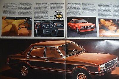 Ford Taunus P7 1967-71 als schöner AutoStempel rubberstamp