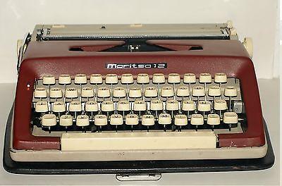 Maquina de escribir Maritsa 12 6