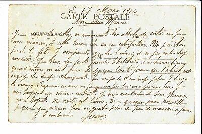 CPA-Carte postale-  France - Nancy- Place Stanislas - 1916 - S65 2