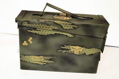 Camouflage EasyPeel Spray Paint Cerakote Camo Gun Model Stencils MIXED 8 PACK