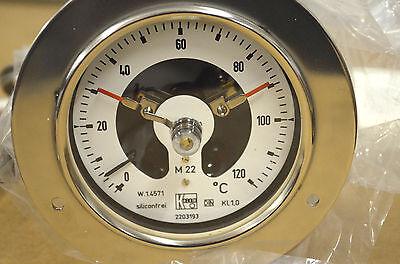 Kobold M22 Kontakt-Thermometer Y-VW-TH/41491 NEU
