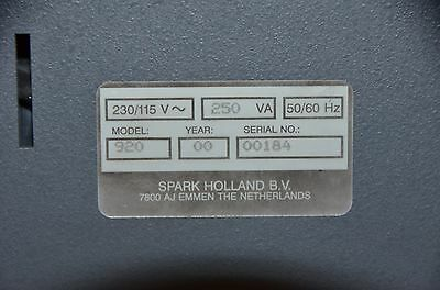 Spark Holland Endurance 920 LC Packings Famos HPLC Well Plate Autosampler 3