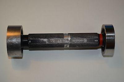 fortis Grenzlehrdorn DIN 2245 H7 8 mm H7