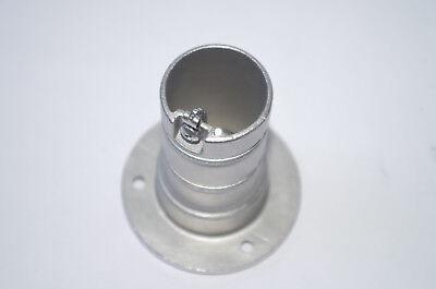 Bouchon Nable de Pont 38mm DIESEL 90° en inox A4 - 316 ( Fuel )