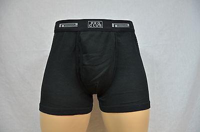 2 New Proclub Boxer Briefs Black/Gray Men Underwear Shorts Pro Club S-7Xl 2Pc 9