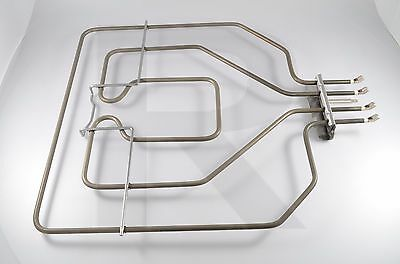 Bosch 00470845 Top Oven Grill Heater Element 2800W 370mm Wide 470845 A2174 3