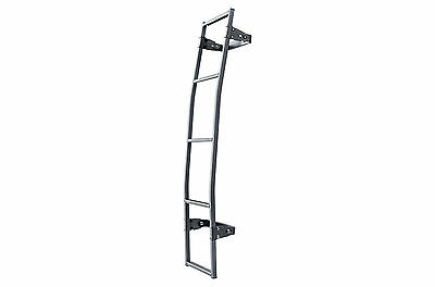 Van Rear Door Ladder Fixed 150cm Fits Ford Transit Van 2000-2013 MWB Medium Roof