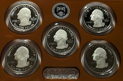 2019 S US Mint Proof Set - In Stock - 10 Coins                  No Extra W Cent 5
