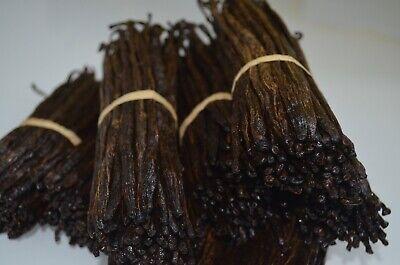 10 Bourbon Vanilla Pods  Madagascar Beans Grade B DRY PREMIUM 2