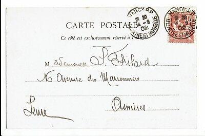 CPA - Carte postale- France - Nancy - Palais du Gouverneur 1902- S1489 2