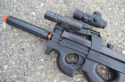 Non HALLOWEEN Working Well D90F Electric Airsoft Gun halloween toy